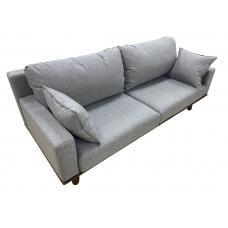 Диван прямой Миннесота Textile Grey (Наполнитель - ППУ)